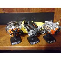 Motores Corvette Escala