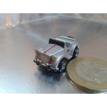 Funrise - Roadster Mg Tipo Micro Machines De 1989