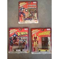 Daredevil Capitan America X-men Marvel Johnny Lightning