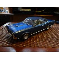 Maisto - Pontiac Gto Hurst Hard Top 1965, 1/18