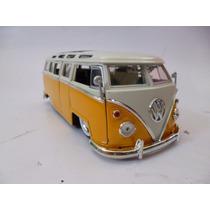 Vw Volkswagen Combi Bus 1/24 Jada
