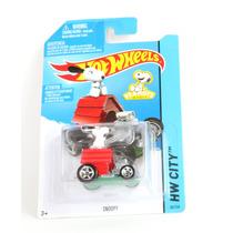 Blister Hot Wheels Peanuts Snoopy Hw City