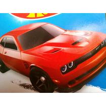 Hot Wheels Dodge Challenger Srt Hw Workshop 2015 235/250