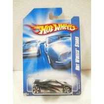 Hot Wheels Sling Shot Negro 73/172 2008 Tl