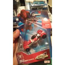 Carrito Maisto De Coleccion Spiderman Se-51