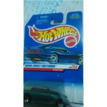 Hot Wheels 1999 First Edition Phaenton Carcacha Todo Metálic