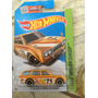 Ñu* Hot Wheels 71 Datsun Bluebird 510 Wagon (amarilla) 2015