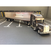 Trailer Freightliner Caja Refrigerada Escala 1:87 Ho Tonkin