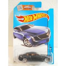 Hot Wheels Cadillac Elmiraj Azul 25/250 2015