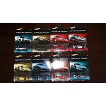 Hot Wheels Porsche Series 8 Piezas Set Coleccion 2015 1/64