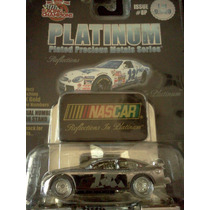 Nascar # 11 Reflections In Platinum Racing Champions 1/9999