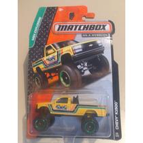 Matchbox De Coleccion 2015 Chevy K1500