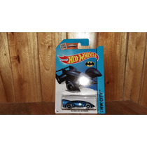 Batman Live Batmobile Batimovil Hot Wheels Hw City 65/250