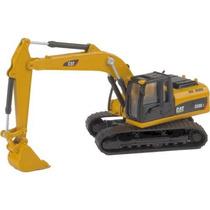 Excavadora Hidraulica Norscot Cat 320d L 1:87 Envio Gratis