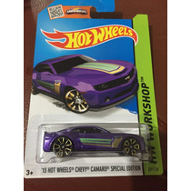 Hot Wheels 13 Hot Wheels Chevy Camaro Special Edition