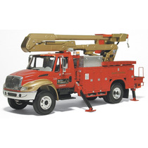 Camión International Utility Truck First Gear 1/34 Canastil