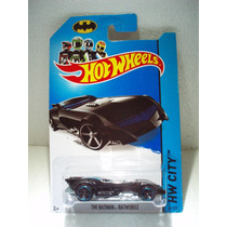 Hot Wheels The Batman Batmobile Negro 61/250 2014