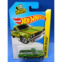 2013 Hot Wheels Datsun 620 Verde Hw Off-road