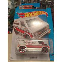 Hot Wheels De Coleccion 2015 Super Van Bvf