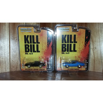 Set Pontiac 1979 1971 Dodge Charger Kill Bill Greenlight
