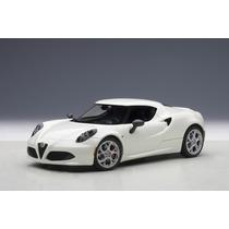 Alfa Romeo 4c Auto A Escala De Colección