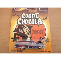 Hot Wheels Real Riders General Mills Count Chocula