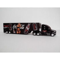 Trailer Kemworth T700 Coca Cola Zero Esc. 1:68