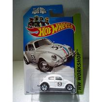 Hot Wheels Love Bug Herbie Vw Volkswagen Beetle 191/250 2014