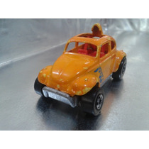 Hot Wheels - Vw Baja Bug Vocho Color Change De 1985 Malaysia