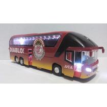 Autobus Neoplan Escala Diablos Rojos Del Toluca