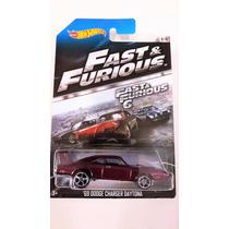 Dodge Charger Daytona Rapido Y Furioso 1:64 - Colección 2013