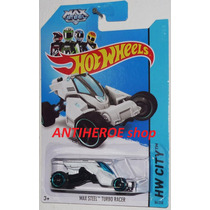 Hot Wheels Max Steel Turbo Racer
