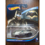 Batimovil Hot Wheels Batmobile Armored Batman V Superman