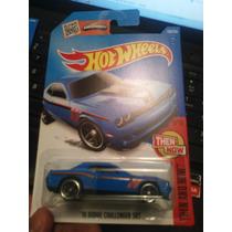 Hot Wheels De Coleccion 2016 15 Dodge Challenger Srt