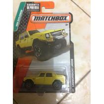 Matchbox Lamborghini Lm002 (pick Up) Amarilla 83/120