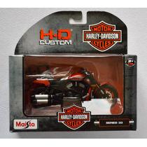 Moto Harley Davidson 2012 Vrscdx Night Rod Special Serie 33