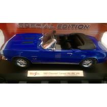 Chevrolet Camaro 1967 Rs/ss 396 No Autoart, Ertl, Burago