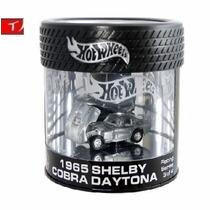 1965 Shelby Cobra Daytona Hot Wheels Llanta O Lata De Aceite