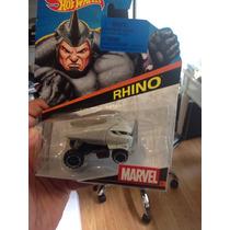 Hotwheels Rhino Marvel # 10