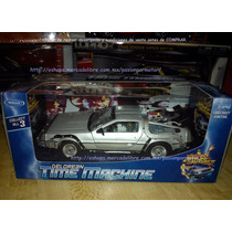 1:24 Delorean Volver Al Futuro Ii Back To The Future 2 Welly