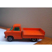 Micro Pickup Carga Remolque Matchbox Ford Transit