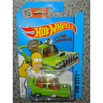 Hot Wheels The Homer Simpsons Homero