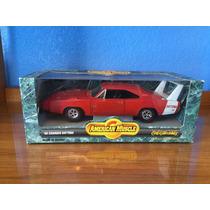 1969 Dodge Hemi Charger Daytona Red 1/18 Ertl