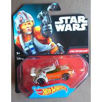 Starwars Luke Skywalker Hotwheels