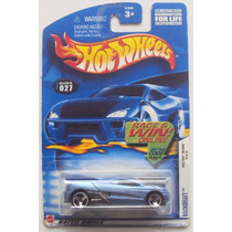 Hot Wheels 2002, First Editions, Backdraft