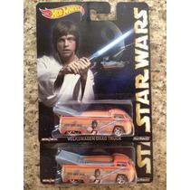 Hot Wheels Star Wars Luke Skywalker Volkswagen Drag Bus