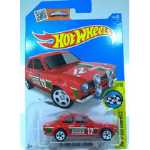 Magnifico Hot Wheels 70 Ford Escort Rs1600 Speed Graphics 2