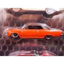Hot Wheels Garage 1965 Chevrolet Malibu