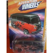 Adventure Wheels Volkswagen Combi Tunermania