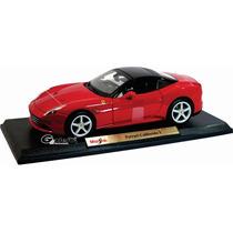 Maisto 1/18 Ferrari California T Diecast Metal / No Burago